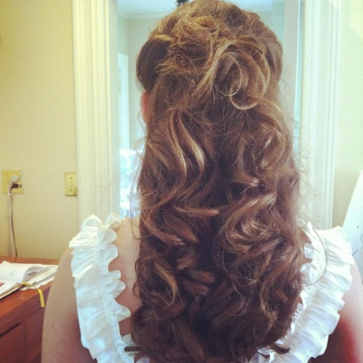21 Best Graduation Hair Images On Pinterest | Graduation Hair, 8Th Throughout 8Th Grade Graduation Hairstyles For Long Hair (View 3 of 15)