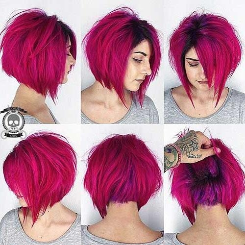 25+ Bob Hair Color Ideas (View 5 of 15)