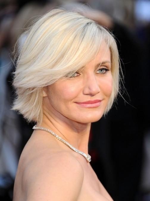 25 Easy Short Hairstyles For Older Women – Popular Haircuts For Most Recently Released Short Bob Hairstyles For Old Women (View 10 of 15)