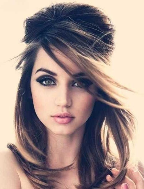 25 Latest Hairstyles For Party | Hairstyles & Haircuts 2016 – 2017 Within Long Hairstyles For A Party (View 14 of 15)