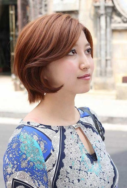 25 Short Bob Haircuts | Short Hairstyles 2016 – 2017 | Most For Short Bob Hairstyle For Asian Women (View 7 of 15)