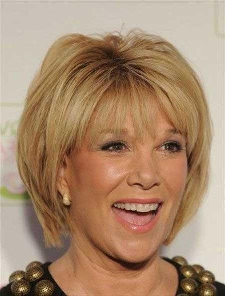 25 Short Hairstyles For Older Women (View 3 of 15)