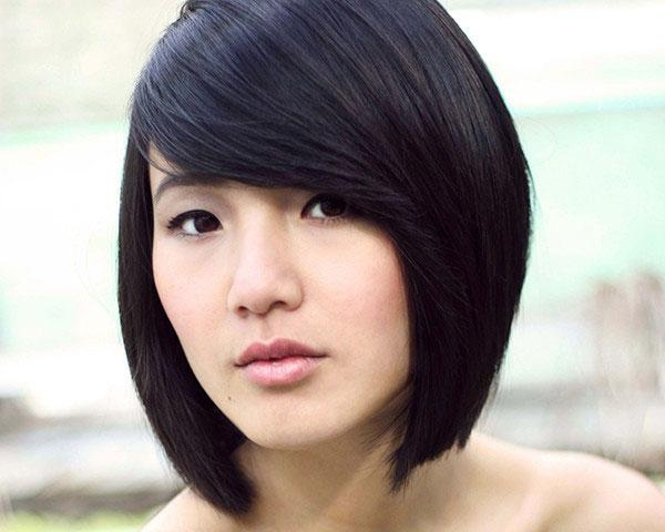 28 Modern Chic Layered Bob Hairstyles For Women – Pretty Designs Inside Short Bob Hairstyle For Asian Women (View 7 of 15)