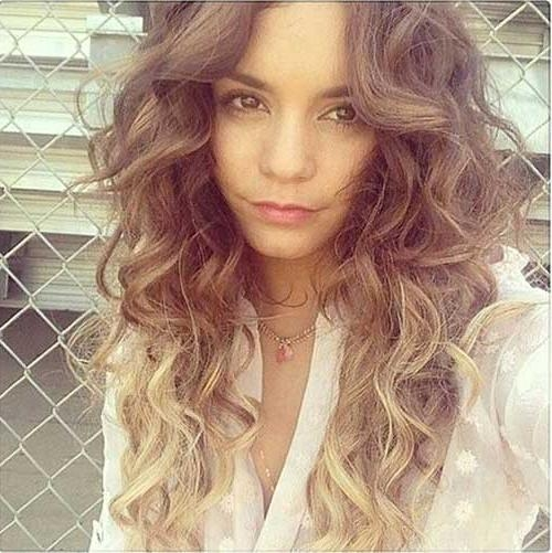 34 New Curly Perms For Hair | Hairstyles & Haircuts 2016 – 2017 With Regard To Long Permed Hairstyles With Bangs (View 8 of 15)