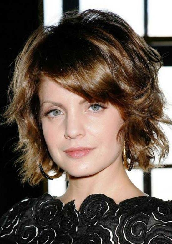 35 Awesome Bob Haircuts With Bangs – Makes You Truly Stylish With Regard To Best And Newest Wavy Bob Hairstyles With Bangs (View 1 of 15)