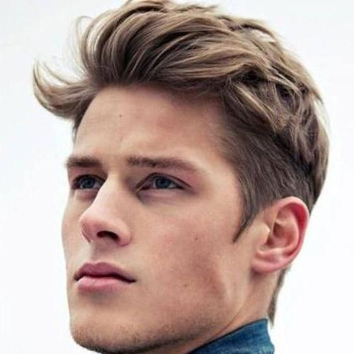 35 Medium Length Hairstyles For Men | Men's Hairstyles + Haircuts 2018 Throughout Medium Long Hairstyles For Men (View 2 of 15)