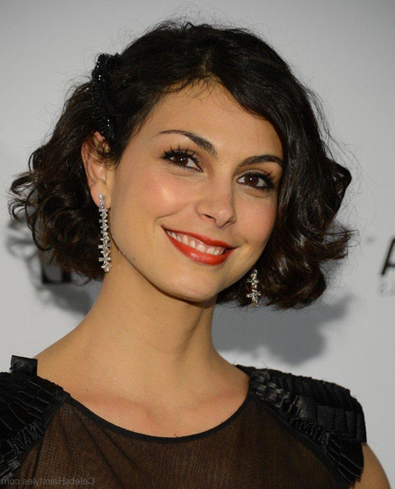 42 Brilliant Hairstyles Of Morena Baccarin Intended For 2018 Morena Baccarin Bob Hairstyles (View 1 of 15)