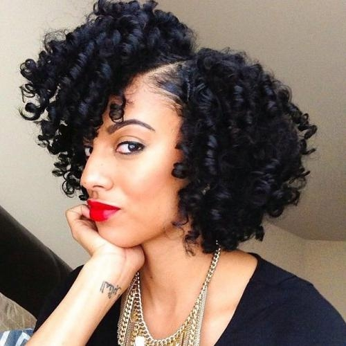 50 Bob Hairstyles For Black Women (View 5 of 15)