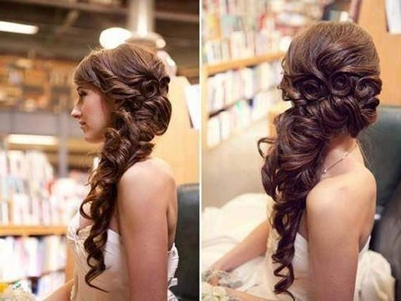 50+ Fascinating Party Hairstyles – Style Arena With Long Hairstyles For A Party (View 10 of 15)