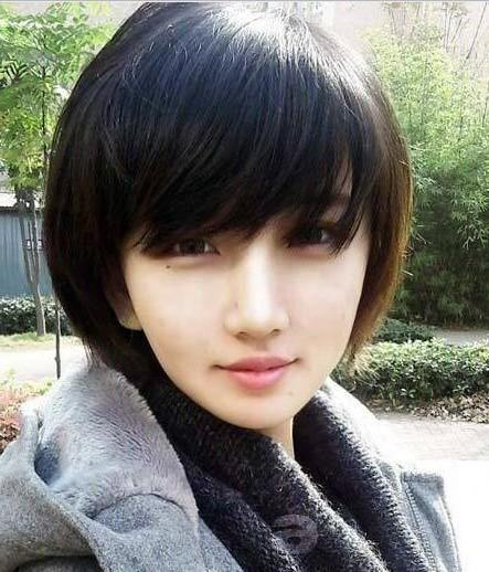 50 Incredible Short Hairstyles For Asian Women To Enjoy Within Short Asian Hairstyles For Women (View 6 of 15)