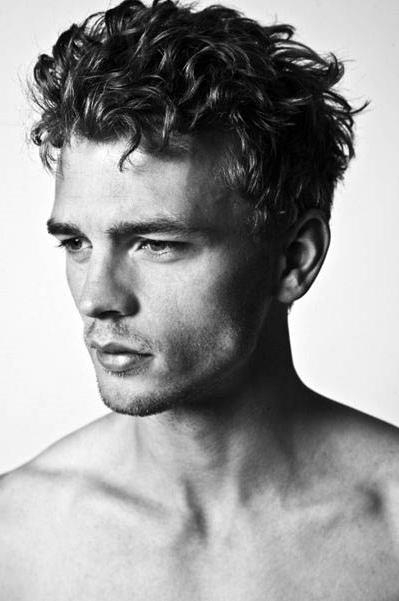 50 Long Curly Hairstyles For Men – Manly Tangled Up Cuts In Long Curly Haircuts For Men (View 6 of 15)