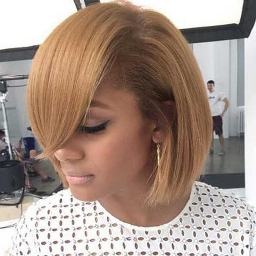 50 Lovely Black Hairstyles For African American Women (View 5 of 15)