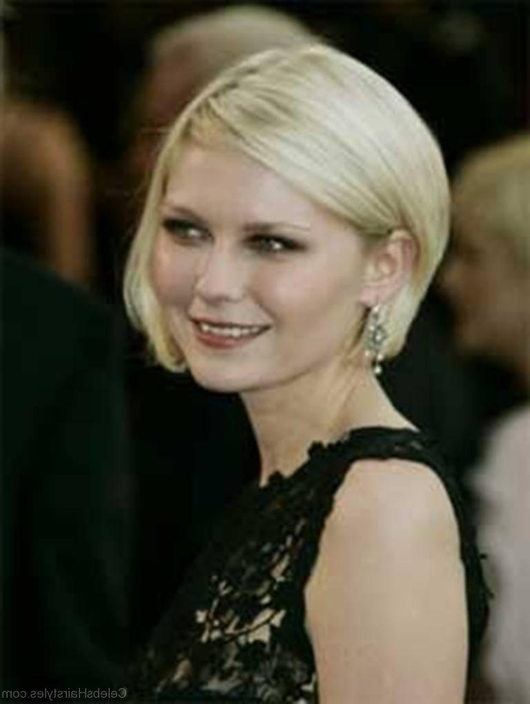 53 Cutest Hairstyles Of Kirsten Dunst In Recent Kirsten Dunst Bob Hairstyles (View 4 of 15)