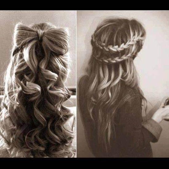 8Th Grade Graduation Hairstyles For Long Hair – Hairstyles With Regard To 8Th Grade Graduation Hairstyles For Long Hair (Gallery 13 of 15)