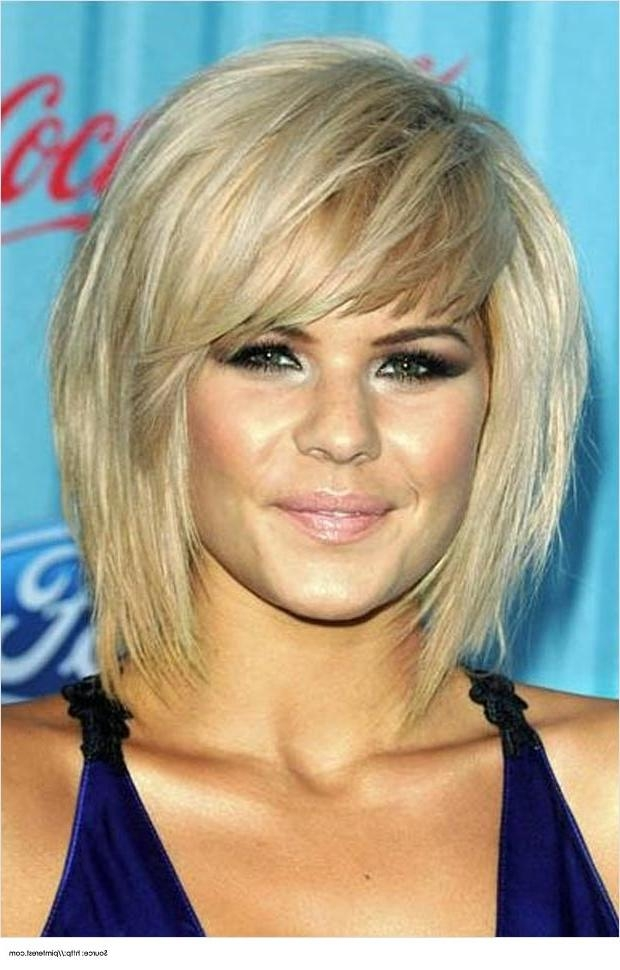 9 Sexy Layered Bob Hairstyles With Bangs For Well Known Modern Style Bob Hairstyles (Gallery 9 of 15)