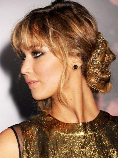 93 Best Hairstyle For Party Images On Pinterest | Hairstyles, Make Regarding Long Hairstyles For Cocktail Party (View 3 of 15)