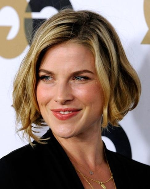 Ali Larter Short Bob Haircut – Popular Haircuts Regarding Most Current Ali Larter Bob Hairstyles (View 2 of 15)
