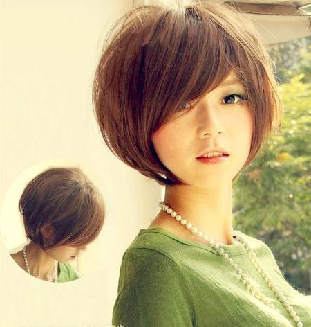 Asian Bob Haircut – Hairstyle Foк Women & Man With Regard To Short Bob Hairstyle For Asian Women (View 9 of 15)