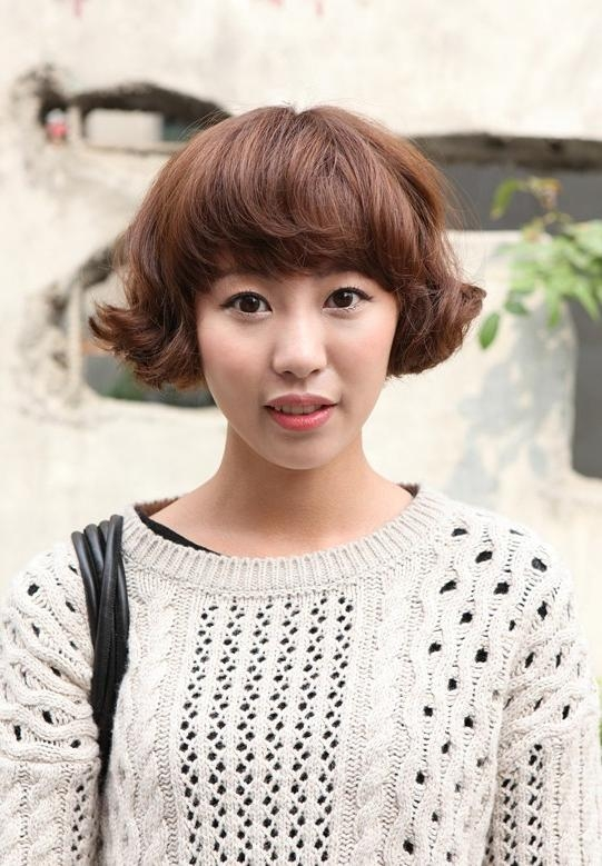 Asian Girls Hairstyle 2012 – Hairstyles Weekly In Asian Hairstyles For Girls (View 15 of 15)