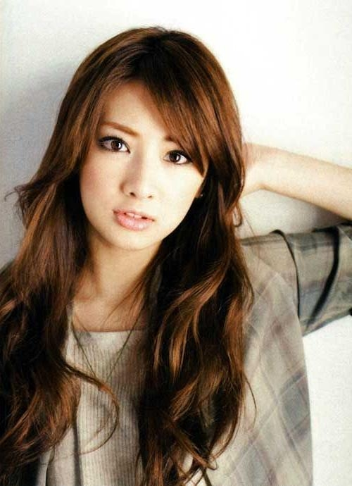 Asian Long Haircut – Haircuts Models Ideas Intended For Asian Girl Long Hairstyles (View 4 of 15)