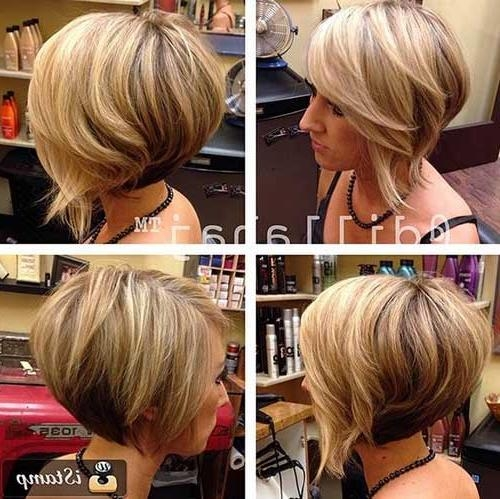 Asymmetrical Short Bob Haircut – Haircuts Models Ideas Intended For Trendy Short Asymmetrical Bob Hairstyles (View 3 of 15)
