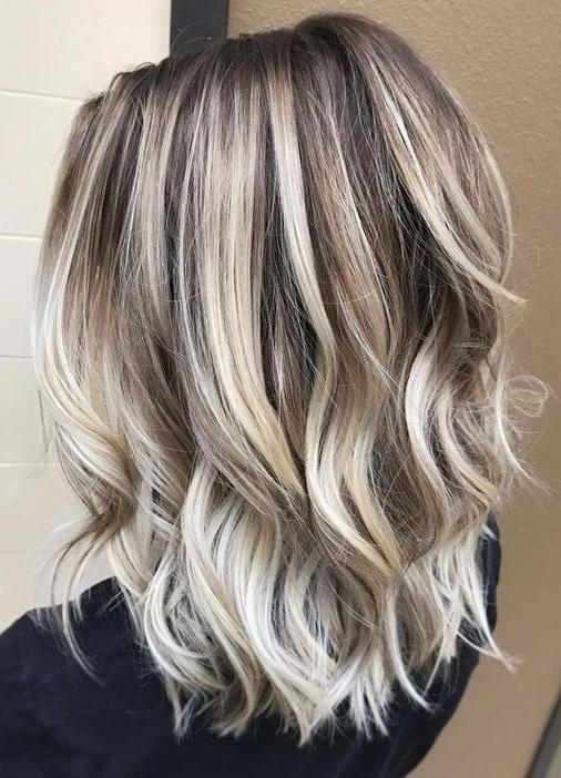 Best 25+ 2017 Hair Color Trends Ideas On Pinterest | Fall Hair Throughout Long Hairstyles Colors And Cuts (View 7 of 15)
