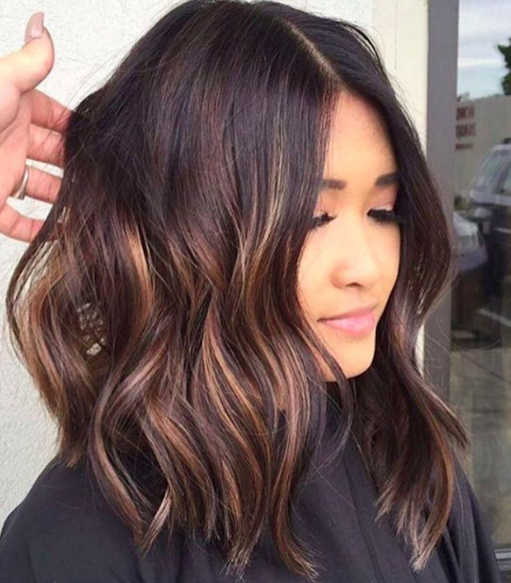 Best 25+ 2017 Hair Color Trends Ideas On Pinterest | Fall Hair With Regard To Long Hairstyles Colors And Cuts (View 13 of 15)