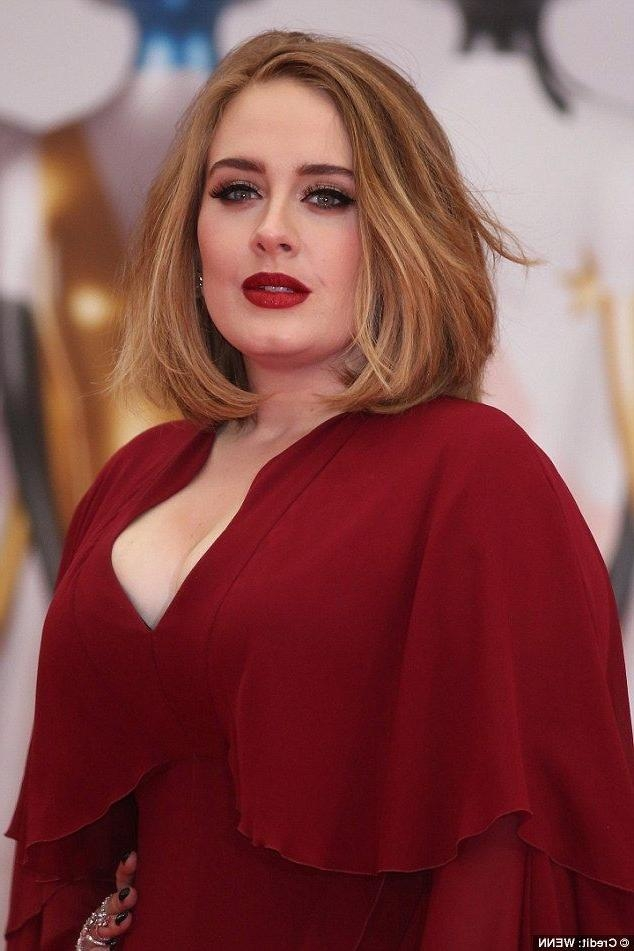 Best 25+ Adele Haircut Ideas On Pinterest (View 8 of 15)