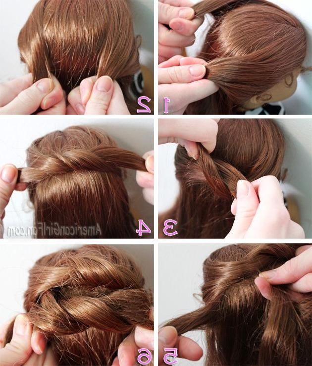 Best 25+ Ag Doll Hairstyles Ideas On Pinterest | Doll Hairstyles For Cute Hairstyles For American Girl Dolls With Long Hair (View 6 of 15)