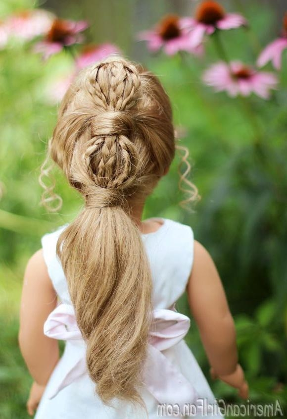 Best 25+ American Girl Hairstyles Ideas On Pinterest | Ag Doll In Cute Hairstyles For American Girl Dolls With Long Hair (View 7 of 15)