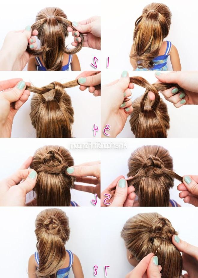 Best 25+ American Girl Hairstyles Ideas On Pinterest | Ag Doll Intended For Cute Hairstyles For American Girl Dolls With Long Hair (View 9 of 15)
