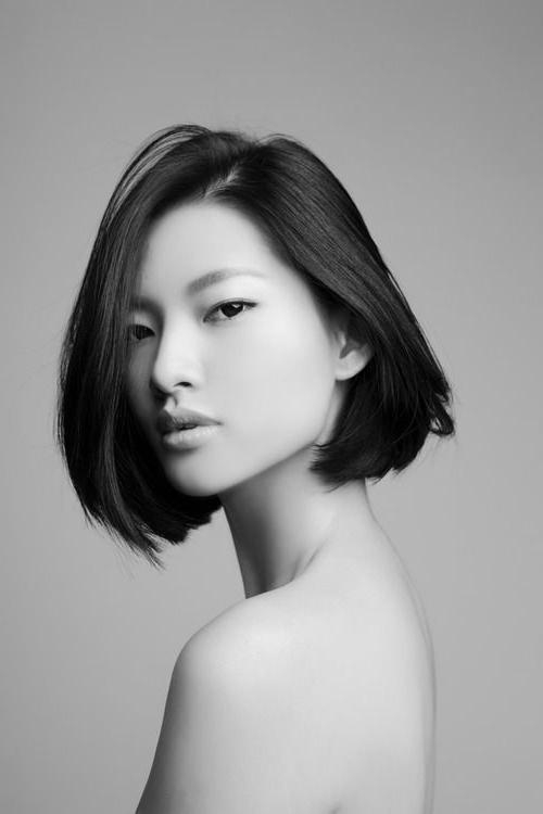 Best 25 Asian Haircut Ideas On Pinterest Short Hairstyles Pertaining To Beautiful