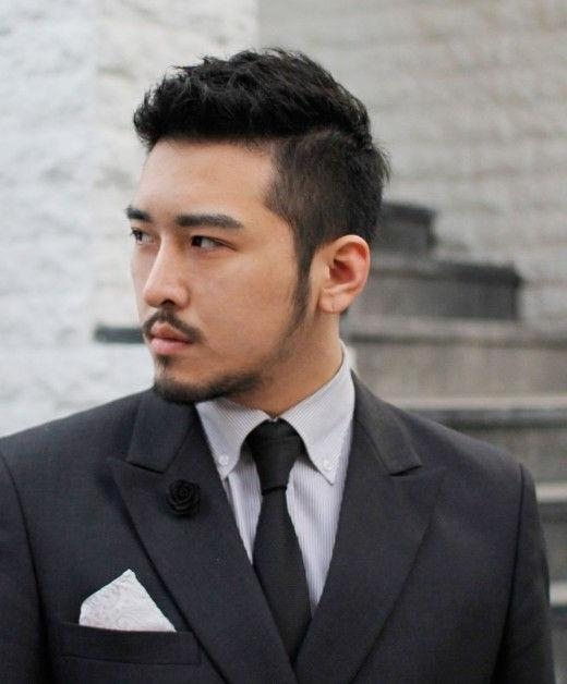 Featured Photo of Short Hairstyles For Asian Men