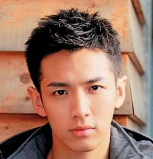 Best 25+ Asian Men Hairstyles Ideas On Pinterest | Pomade Within Short Hairstyles For Asian Men (View 11 of 15)