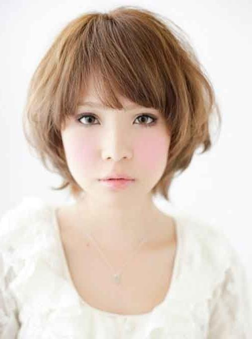 Best 25+ Asian Short Hairstyles Ideas On Pinterest | Asian Haircut Pertaining To Short Asian Hairstyles For Women (View 4 of 15)