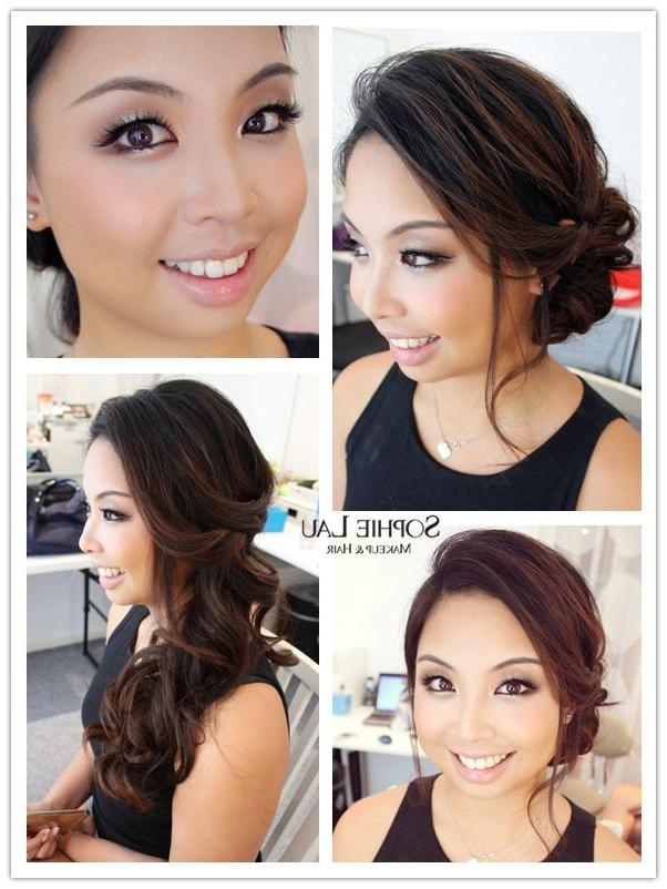Best 25+ Asian Wedding Hair Ideas On Pinterest | Asian Hair Updo Regarding Asian Wedding Hairstyles For Long Hair (View 11 of 15)