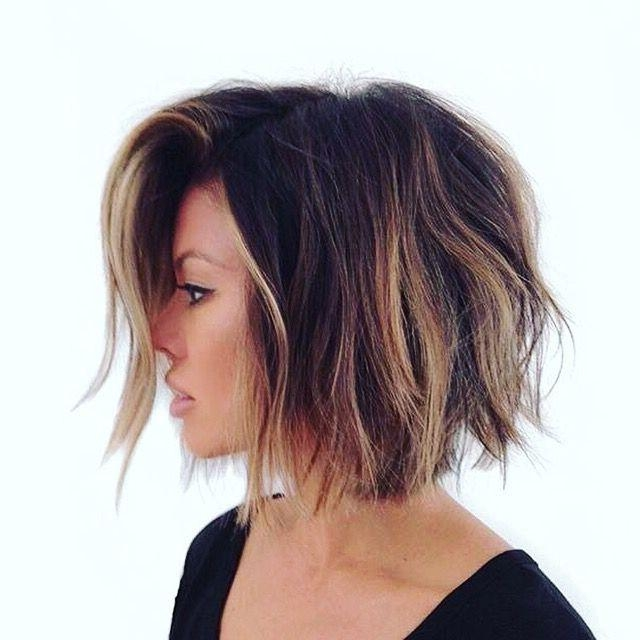 Best 25+ Bob Hair Color Ideas On Pinterest (View 6 of 15)