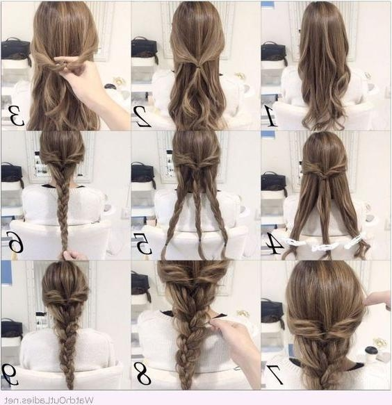 Best 25+ Braids For Long Hair Ideas On Pinterest | Little Mermaid In Braids Hairstyles For Long Thick Hair (View 6 of 15)