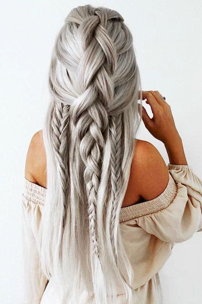 Best 25+ Braids Long Hair Ideas On Pinterest | Long Hair Pertaining To Braids Hairstyles For Long Thick Hair (View 8 of 15)