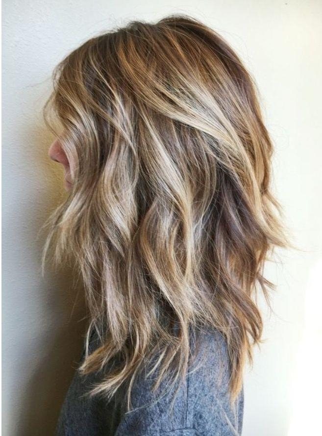 Best 25+ Brown Blonde Hair Ideas On Pinterest | Dark Blonde, Brown With Regard To Long Hairstyles Colors And Cuts (View 11 of 15)