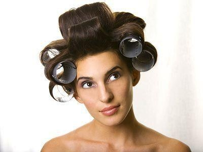 Best 25+ Curlers For Long Hair Ideas On Pinterest | Sleep In Hair Within Curlers For Long Thick Hair (View 4 of 15)
