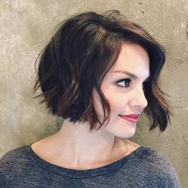 Best 25+ Cute Bob Hairstyles Ideas On Pinterest (View 7 of 15)