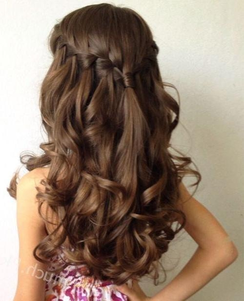 Best 25+ Easy Party Hairstyles Ideas On Pinterest | Party With Regard To Long Hairstyles For A Party (View 5 of 15)
