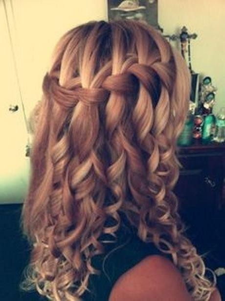Best 25+ Graduation Hairstyles Ideas On Pinterest | Prom Hair Down In Long Hairstyles For Graduation (View 4 of 15)