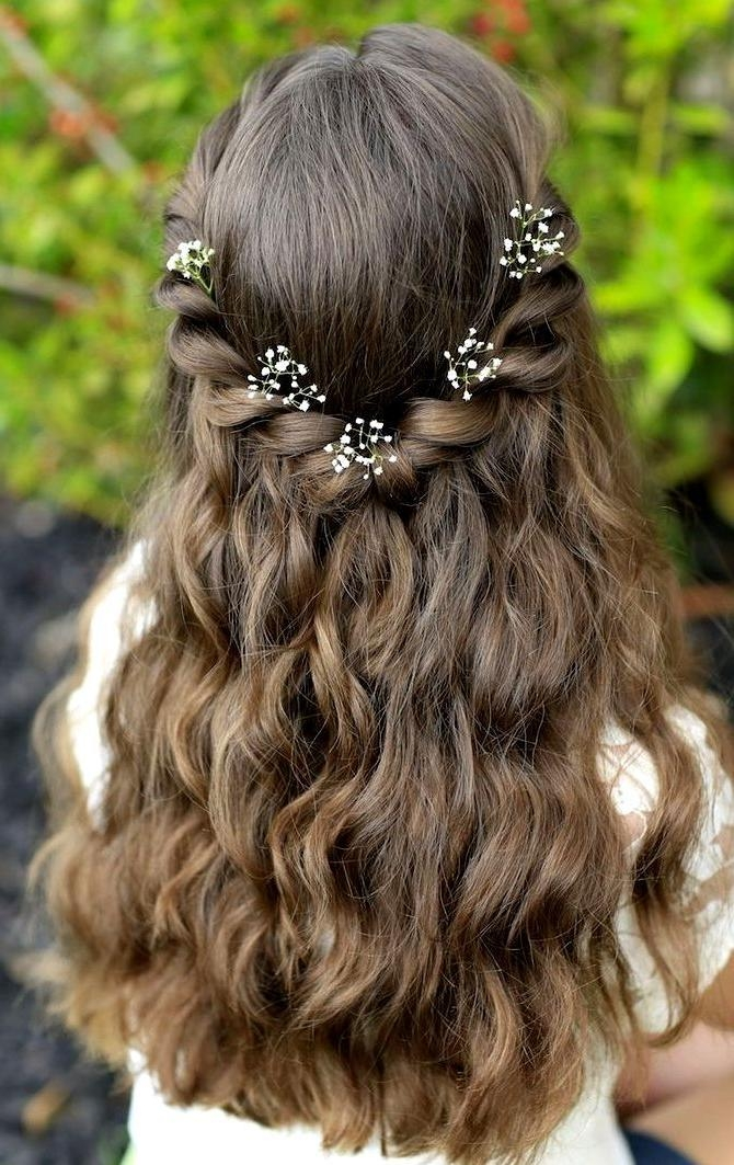 Best 25+ Graduation Hairstyles Ideas On Pinterest | Prom Hair Down Inside Long Hairstyles For Graduation (View 6 of 15)