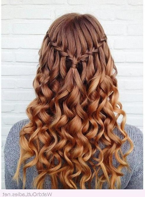 Best 25+ Graduation Hairstyles Ideas On Pinterest | Prom Hair Down Throughout 8Th Grade Graduation Hairstyles For Long Hair (View 13 of 15)