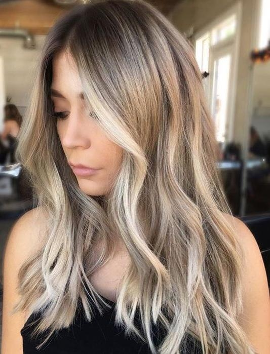 Best 25+ Hair Color 2017 Ideas On Pinterest | Fall Hair Color 2017 Regarding Long Hairstyles And Colors (View 11 of 15)
