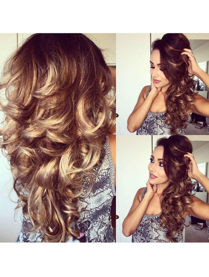 Best 25+ Hot Rollers Hair Ideas On Pinterest | Hot Rollers, Hot For Curlers For Long Thick Hair (View 6 of 15)