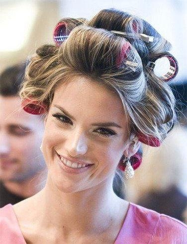 Best 25+ Hot Rollers Ideas On Pinterest | Rapunzel Hair Salon, How With Regard To Electric Curlers For Long Hairstyles (View 11 of 15)