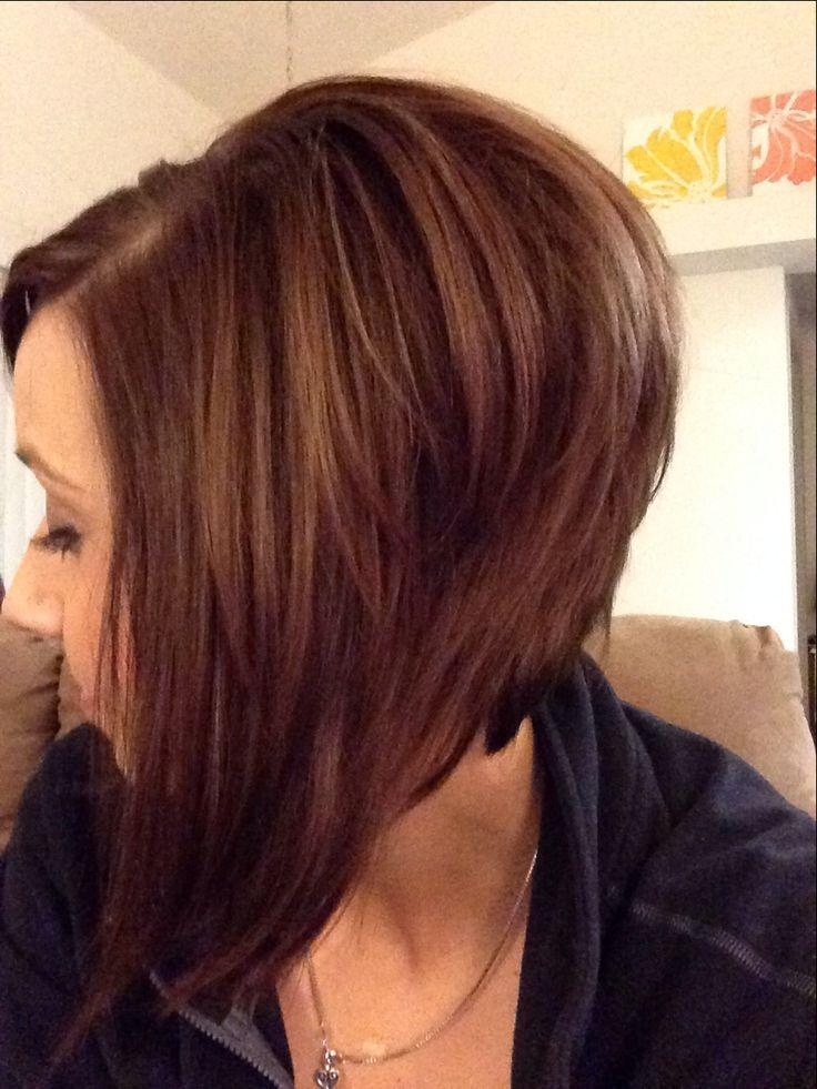 Best 25+ Inverted Bob Hair Ideas On Pinterest (View 6 of 15)
